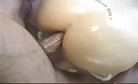 Anal sex made that bitch squirt
